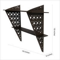 Straight Cage Wall Decors Shelves