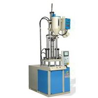 Automatic Vertical Insert Moulding Machine