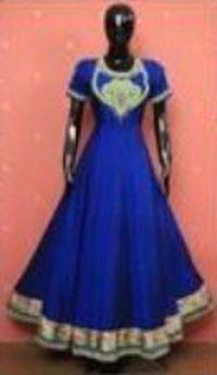 Short Sleeve Evening Gowns
