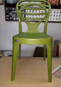Oak Moulded Plastic Chairs
