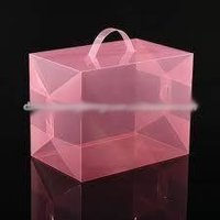 Transparent Pet Packaging Boxes