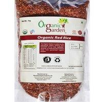 Organic Jasmine Red Rice