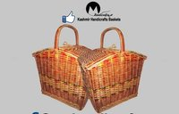 Handicraft Square Picnic Basket