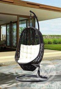 Adult Rattan Furniture Garden Balcony Swing Outdoor Furniture Hanging Chair