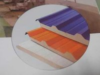 Multicolor Puf Insulated Panels