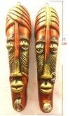 Versatile Terracotta Tribal Musk