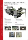 Automatic Double Side Thermal Lamination Machine