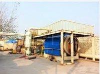 Efficient Plastic Reprocessing Plant