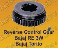 Three Wheeler Reverse Control Gear