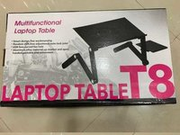 Multifunctional Laptop Cooling Table