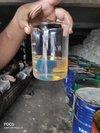 Yellow Vacuum Pump Oil
