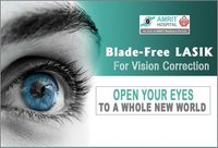 Bladeless Lasik Eye Treatment Services