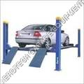 Wheel Alignment Four Post Lift