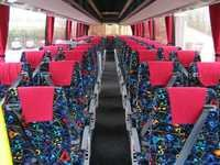 Designer Bus Seats
