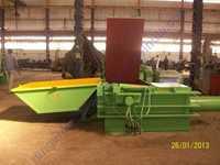 Industrial Baling Machine