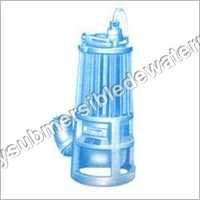 Electric Submersible Sludge Non Clog Pump