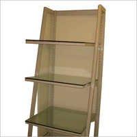 Tv Glass Shelves Stand