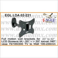 Full Motion Wall Brackets