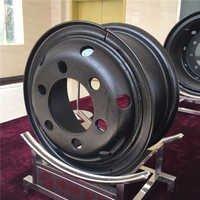 Light Truck Tube Steel Wheel Rim
