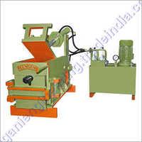 Double Compression Scrap Baling Press