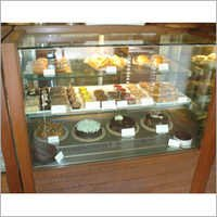 Pastry Sweets Display Counter