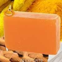 Spirulina Turmeric Soap
