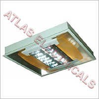 Tube Light Fitting Mirror Optic