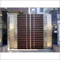 Stainless Steel Entry Gates