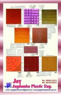 Interlocking Tiles Mould
