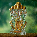 Panchmukhi Ganeshji Gold Work