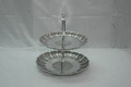 Silver Fruit Plate