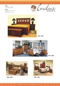 Wooden Cube Furniture