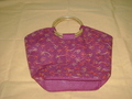 Jute Ladies Fancy Bag