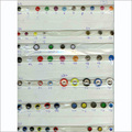 Fabric Plastic Buttons