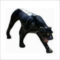 Black Panther Leather Toy