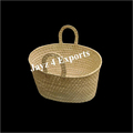 Palm Leaf Baskets