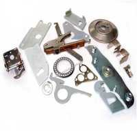 Textile Machinery Sheet Metal Component
