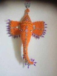 Decorative Ganesha Wall Hanging