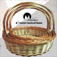 Fancy Kashmiri Cane Baskets