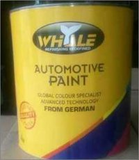 High Performance Industrial Paint
