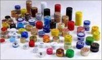 Round Plastic Bottle Caps