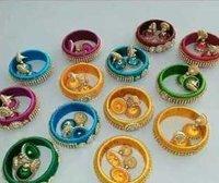 Indian Handmade Silk Thread Bangles