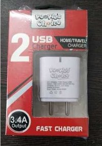 People'S Choice 3.4 Amp Mobile Phone Charger