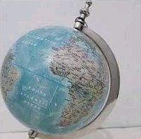 Map View Design Globe