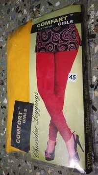 Ladies Plain Churidar Leggings