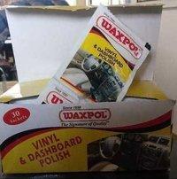 Waxpol Vinyl And Car Dashboard Polish
