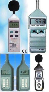 Sound Meters