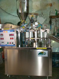 Cosmetic Product Tube Filling Machine
