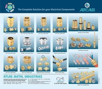 Brass And Aluminium Cable Glands