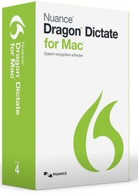 Dragon Dictate Voice Recognition Software for Mac